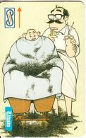 MALAYSIA(GPT) -  Utusan Cartoons/Shrunken Head, CN : 39MSAB/C(0 With Barred), Used - Malaysia