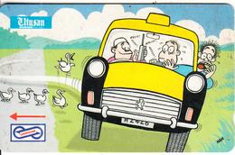 MALAYSIA(GPT) - Utusan Cartoons/Cellular Phone, CN : 69MSAA/B(normal 0), Used - Malaysia