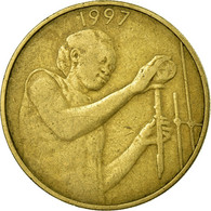 Monnaie, West African States, 25 Francs, 1997, TTB, Aluminum-Bronze, KM:9 - Ivory Coast