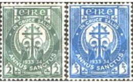Ref. 164350 * MNH * - IRELAND. 1933. HOLY YEAR . AÑO SANTO - 1922-37 État Libre D'Irlande