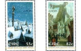 Ref. 249434 * MNH * - IRELAND. 2010. EUROPA CEPT. CHILDREN'S BOOKS  . EUROPA CEPT 2010 - LIBROS INFANTILES - 1949-... Republic Of Ireland