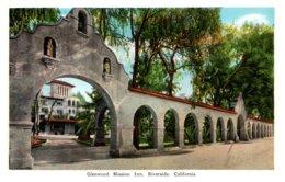 California  Riverside , Glenwood Mission Inn ,  Front View - United States
