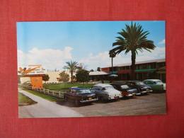 Maricopa Inn Motor Hotel-- Not Trimmed Back Side Off Center Print -----Arizona > Mesa    Ref 3342 - Mesa