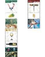 Ref. 328700 * MNH * - ISRAEL. 2002. WINE FEAST . FIESTA DEL VINO - Non Classificati