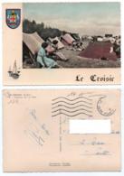 GF (44) 134, Le Croisic, Combier 27, Camping Sur La Cote, état - Le Croisic