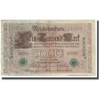 Billet, Allemagne, 1000 Mark, 1910, 1910-04-21, KM:45a, TTB - [ 2] 1871-1918 : German Empire