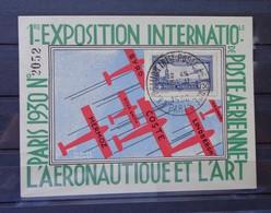 N° 6a (EIPA30 ° émis Lors De L'expo De 1930,  Lot 1228 - Airmail