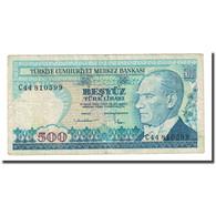 Billet, Turquie, 500 Lira, 1984, KM:195, TB - Turquie