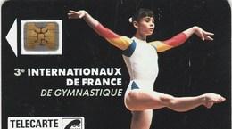 TELECARTE 120 UNITES  3e INTERNATIONAUX DE FRANCE DE GYMNASTIQUE - 50 Unités