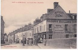 27 Eure -  PACY-sur-EURE -  La Grande Rue à Boudeville - Restaurant - Epicerie - Ed. Lavergne, Vernon - Pacy-sur-Eure