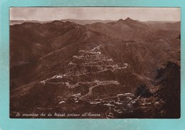 Small Post Card Of All`Asmara,Eritrea,,V83. - Eritrea