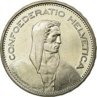 Monnaie, Suisse, 5 Francs, 1980, Bern, FDC, Copper-nickel, KM:40a.1 - Suisse