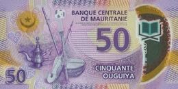 MAURITANIA P. 22/26 50/1000 O 2017 UNC - Mauritania