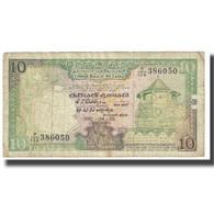 Billet, Sri Lanka, 10 Rupees, 1990, 1990-04-05, KM:96a, TB - Sri Lanka