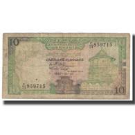 Billet, Sri Lanka, 10 Rupees, 1987, 1987-01-01, KM:96a, TB - Sri Lanka
