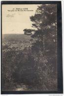 1069 .  BAR SUR AUBE . VUE PRISE DE MI COTE STE GERMAINE . ANNEE  1913 - Bar-sur-Aube
