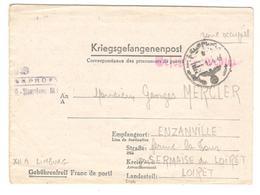 17126 - STALAG  XII A LIMBURG - Guerra De 1939-45