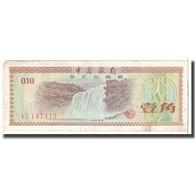 Billet, Chine, 10 Fen, KM:FX1a, TTB - Chine
