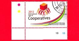 Nuovo Oblit. - MAURITIUS - 2012 - Anno Internazionale Delle Cooperative - 6 - Mauritius (1968-...)