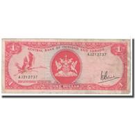 Billet, Trinidad And Tobago, 1 Dollar, KM:30a, TB - Trinité & Tobago