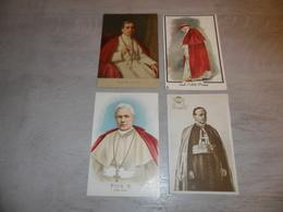Beau Lot De 60 Cartes Postales De Papes  Pape     Mooi Lot Van 60 Postkaarten Van Pausen  Paus  - 60 Scans - Cartes Postales