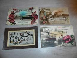 Beau Lot De 20 Cartes Postales De Belgique  Oostacker     Mooi Lot Van 20 Postkaarten Van België  Oostakker - 20 Scans - Cartes Postales