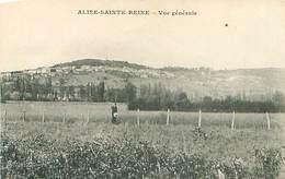 Alise Sainte Reine - Vue Générale   K 1191 - Other Municipalities