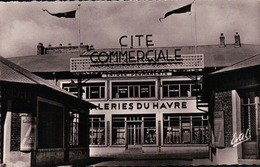 CPSM 76 LE HAVRE CITE COMMERCIALE GALERIES Du HAVRE - Andere