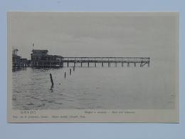 Gorizia Grado 416 Ed Jellersitz Photo Atelier Flora Pola 1903 - Autres Villes