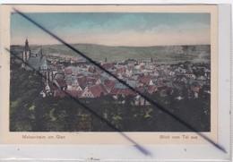 Allemagne ; Meisenheim Am Glan - Blick Vom Tal Aus (vue Générale) - Woerth