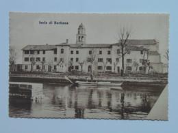 Gorizia Grado 405 Barbana 1930 - Autres Villes