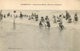 CAPBRETON SANATORIUM MARIN JOIE DE LA BAIGNADE - Capbreton