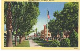 Union Pacific Park - Las Vegas - Nevada- Scans Recto Verso -  Paypal Free - Las Vegas