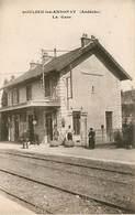 Boulieu Les Annonay  La Gare - Frankreich