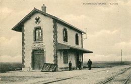 CONDE SUR MARNE - La Gare - Other Municipalities