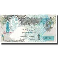 Billet, Qatar, 1 Riyal, KM:20, TTB - Qatar