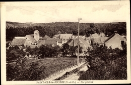 Cp Saint Cyr La Riviere Essonne, Vue Générale, Blick Auf Den Ort - Autres Communes