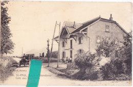 Val- 74 Hte Savoie   Cpa   St PAUL (en Chablais) 1546 - Autres Communes