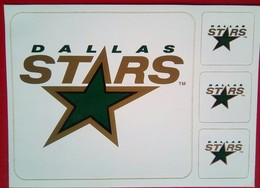Dallas Stars Sticker - Hockey - NHL