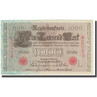 Billet, Allemagne, 1000 Mark, 1910, 1910-04-21, KM:44a, SPL - [ 2] 1871-1918 : German Empire