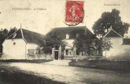 GERMIGNEY  Le Chateau RV - Frankrijk