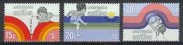 Mz0457 KINDERZEGELS WATER LUCHT STAMPS FOR THE CHILDREN JUGENDWOHLFAHRT NEDERLANDSE ANTILLEN 1972 PF/MNH  VANAF1EURO - Kindertijd & Jeugd