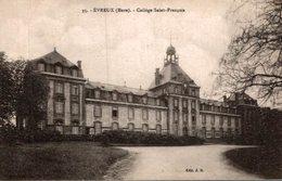 EVREUX  COLLEGE  SAINT FRANCOIS - Evreux