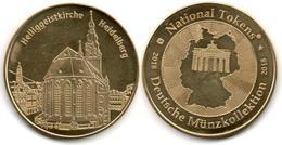 National Token - Deutsche Munzkollektion - Heidelberg - Heiliggeistkirche (2018) - Allemagne