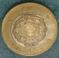 Mexico 10 Pesos, 2013 -4571 - Mexico