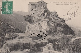 CP1 - 116 - CORSE COIN  MOROSAGLIA - France