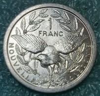 New Caledonia 1 Franc, 2014 -4575 - Nuova Caledonia