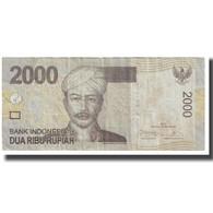 Billet, Indonésie, 2000 Rupiah, 2013, KM:148a, TB - Indonesia