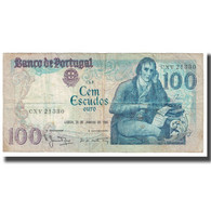 Billet, Portugal, 100 Escudos, 1984, 1984-01-31, KM:178b, TB - Portugal