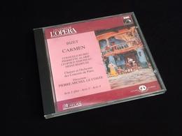 CD  Bizet  Carmen  Les Génies De L' Opéra - Classical